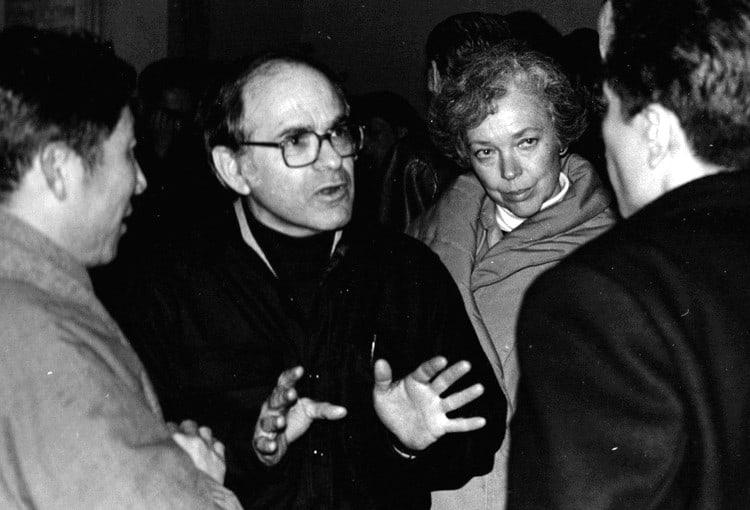 Ernest Kinoyand Barbara Powers Kinoy