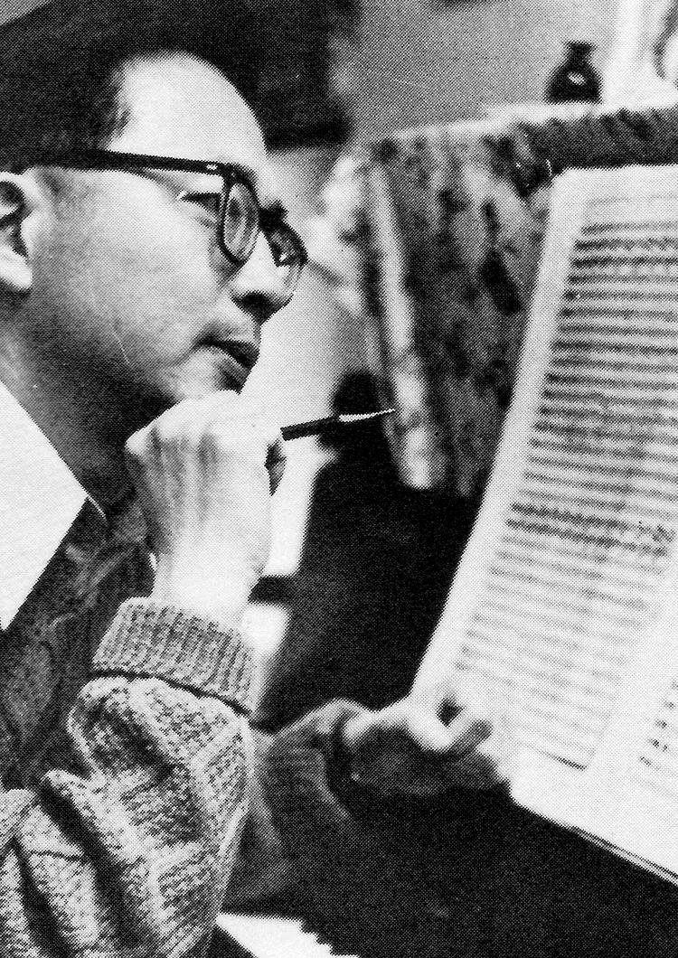 Composer Chen Gang