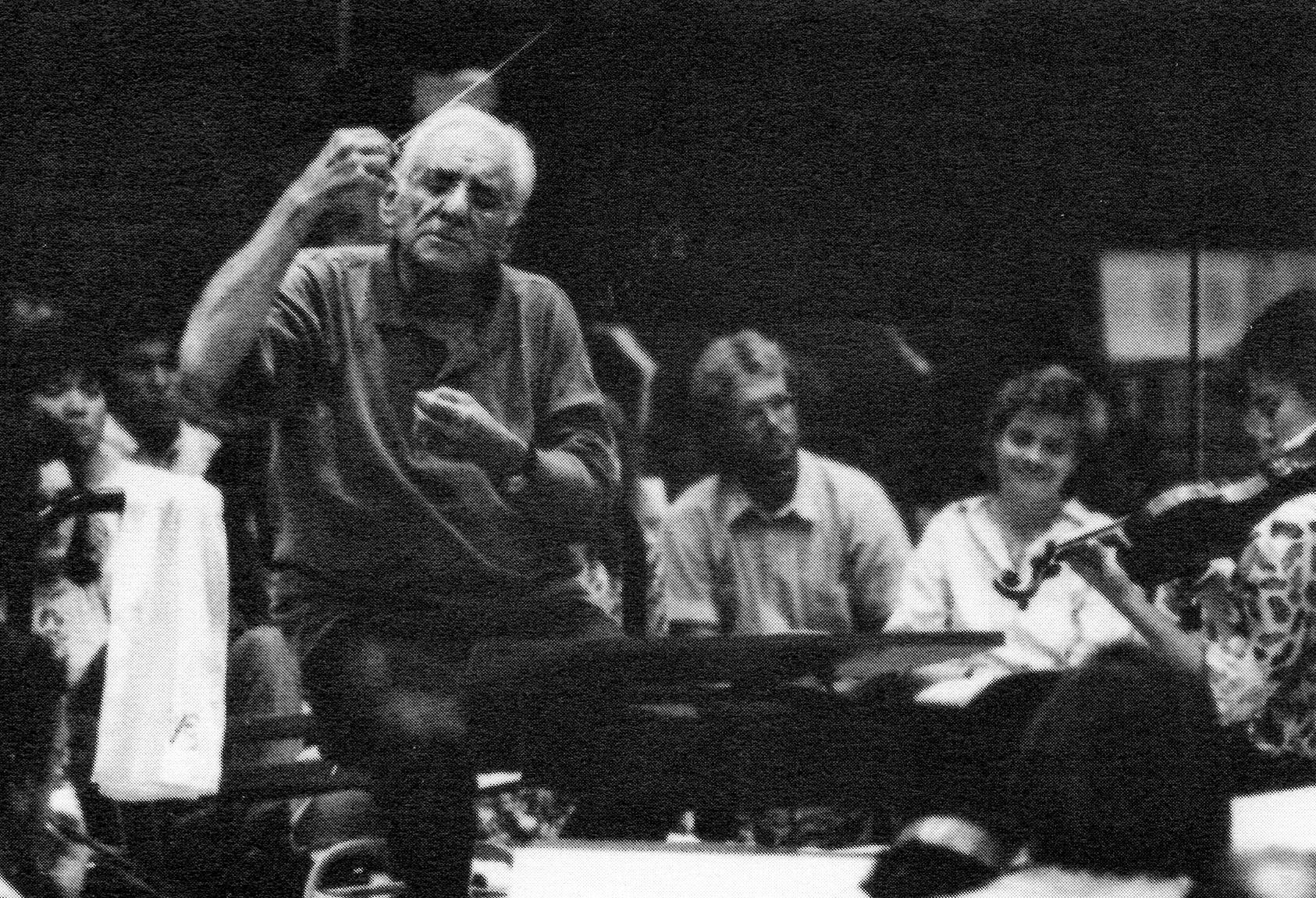 Leonard Bernstein, PMF.